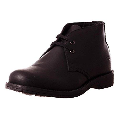 SM00503 003 scarpe Nero LUMBERJACK polacchini uomo CARSON H01 CB001 qwfqIUX