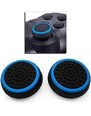 OcioDual beschermhoes van rubber, blauw, compatibel met Joystick Controller Sony Playstation Dualshock 4 PS4/Slim/Pro Xbox One Eje L3 R3 Rubber [Videospel]