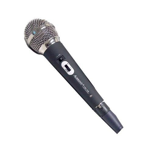 Acesonic HM-708 Professional Karaoke Microphone with Volume Controller and 1/4