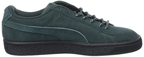 Puma Green Suede Gables Basses Sneakers Black Mixte Adulte Classic Vert Weatherproof UU6qCcrw