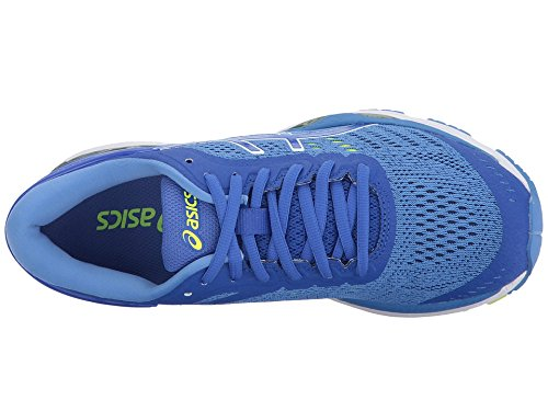 ASICS Women's Gel-Kayano 24 Running-Shoes, Blue Purple/Regatta Blue/White, 9.5 Medium US