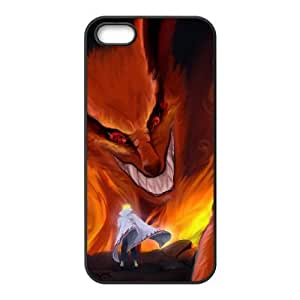iPhone 5, 5S Phone Case Black NARUTO F5117072
