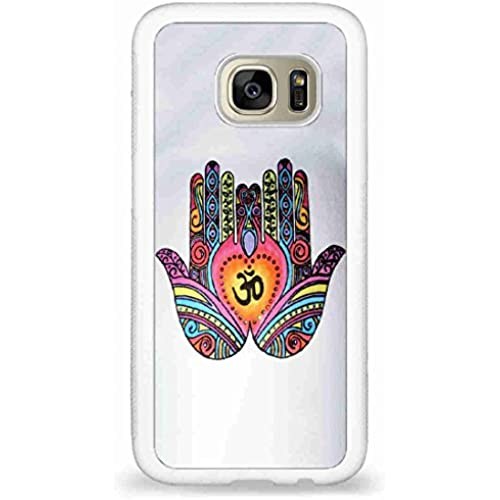 Customized Hamsa hand,Lucky hands back phone cases for Samsung Galaxy S7 Sales