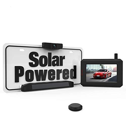 BOSCAM SunGo Zonne-energie Draadloze Omkeercamera, Geen bedrading Minuten Installatie, Digitale Draadloze…