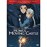 img - for Hayao Miyazaki - Howl's Moving Castle - 2006 Special Features 2-DVD set book / textbook / text book