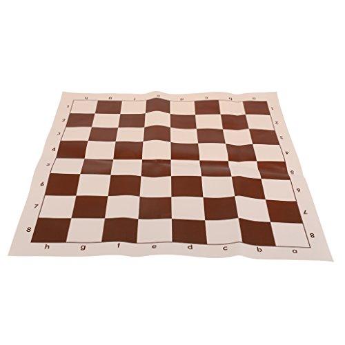 Baoblaze 国際チェス PVCレザー チェスボード ボードゲームセット