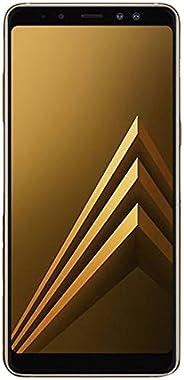 Smartphone Desbloqueado Galaxy A8 Plus, Samsung, SM-A730FZDKZTO, 64 GB, 6, Dourado