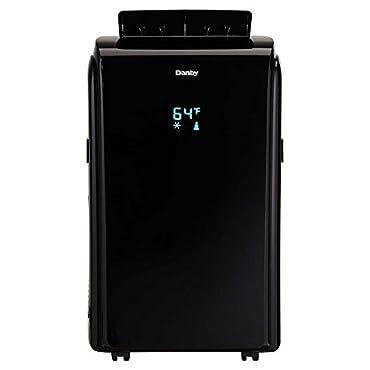 Danby Designer DPA140HEAUBDB 14,000 BTU Portable Air Conditioner