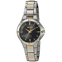 Seiko SUT316 Womens Stainless Steel Japanese-Quartz Watch Deals