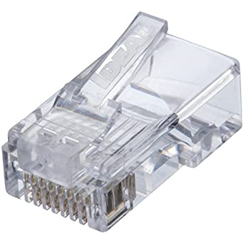 Ideal 85-371 CAT5e Feed-Thru RJ-45 Modular Plugs 50/Card on cat 5 wire diagram, cat 5 connection diagram, cat5e crossover diagram, cat 5 cable diagram, cat 5 wall plug diagram, cat 5 connector diagram, cat c7 engine diagram, 3126 caterpillar engine diagram, cat 5 pinout diagram, ideal cat 5 tools, internet cat 5 diagram,