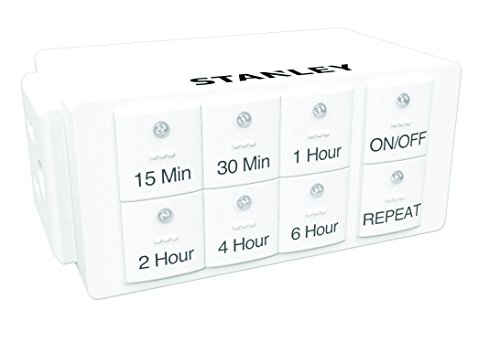 Stanley 38428 Timermax Countdown (Power Outlet Countdown Timer compare prices)
