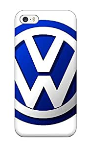 Faddish Phone Volkswagen Logo Case For Iphone 5/5s / Perfect Case Cover by supermalls