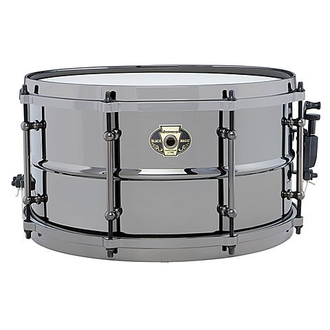 Ludwig Black Magic LW0713 · Snare drum