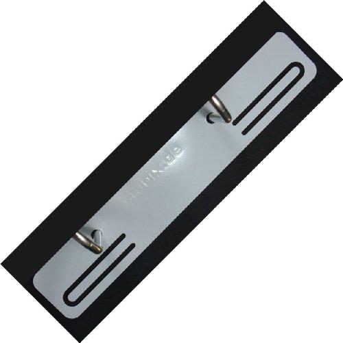 Heftstreifen für viele blätter  100 stabix - der Heftstreifen aus Metall bzw. Stahlblech - in weiß ...