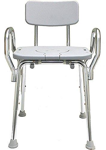- EagleHealth Shower Chair w/Cutout 72331