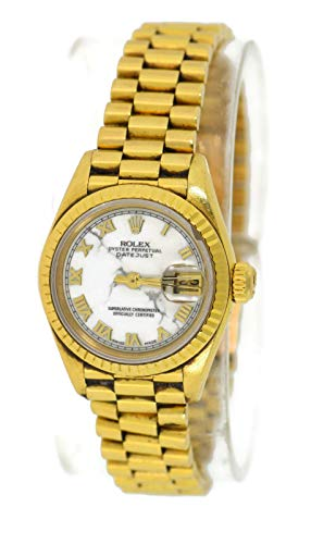 Rolex Day-Date Automatic-self-Wind Female Watch 69178 (Certified Pre-Owned) ()