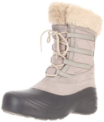 Columbia Women's Sierra Summette 2 Waterproof Snow Boot,Flint Grey,7 M US (Flint Grey 7)