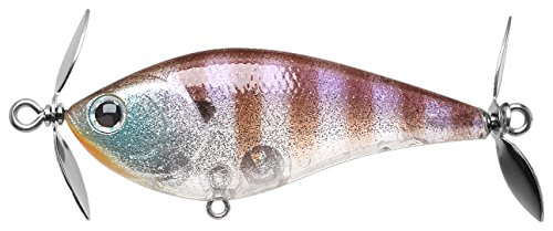 Lucky Craft KJ-229 Kelly J Jr SS Fishing Bait (J Lure Kelly)