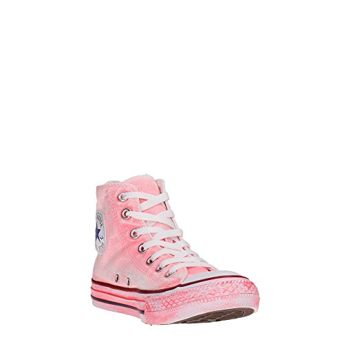 Converse Chuck Taylor All Star Core Hi, Baskets mode mixte Adulte Neon rose