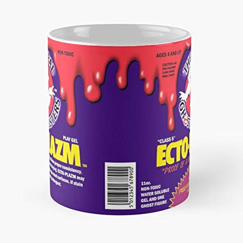 Ghostbusters Slimer Zuul Gozer - Best Gift Mugs Vigo Ghost Trap Ecto Stay Puft Marshmallow Man Scolari Brothers Terror Dogs Phil Postma Minion
