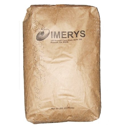 Imerys (A8021-01) Calcite - Neutralizes Low pH or Acidic Water - 0.55 CF 50 Lbs.