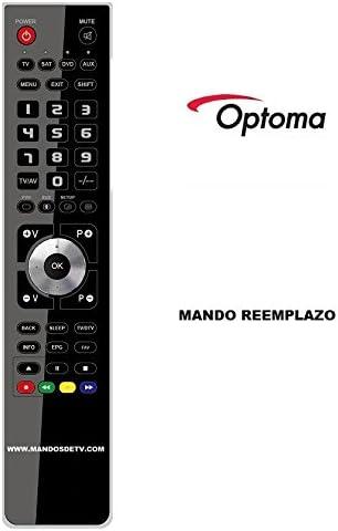 Mando TV OPTOMA HD26 (Projector): Amazon.es: Electrónica