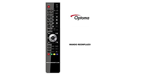 Mando TV OPTOMA HD26 (Projector): Amazon.es: Electrónica