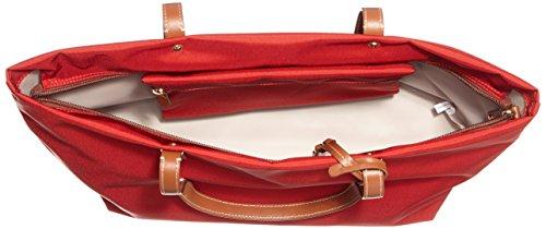 Le cm 16x32x34 5 TWU1607 Swana épaule Rouge Tanneur H x x L Rouge W Sac Uni Baiser porté zw0zr8