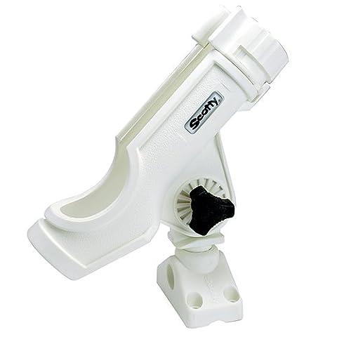 Scotty #230-WH Power Lock Rod Holder (White)