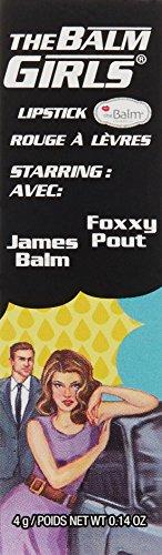 theBalm Girls Lipstick, Foxxy Pout