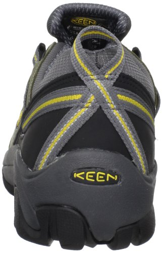 Keen US Black Utility Soft Mens Green Detroit Boot Work D Low Toe ESD 7 OOrq1