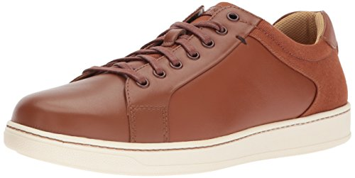 Cole Haan Men's Shapley II Sneaker, Tan Leather, 9 Medium US