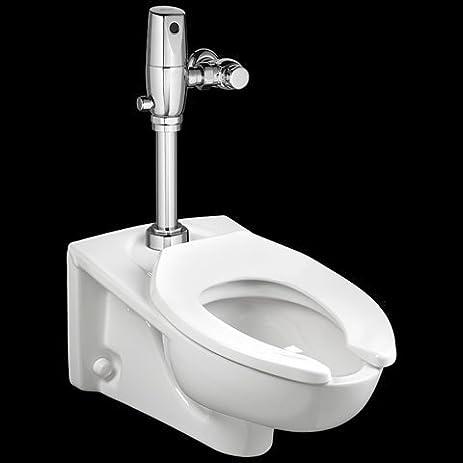 american standard afwall elongated bowl wallmounted toilet