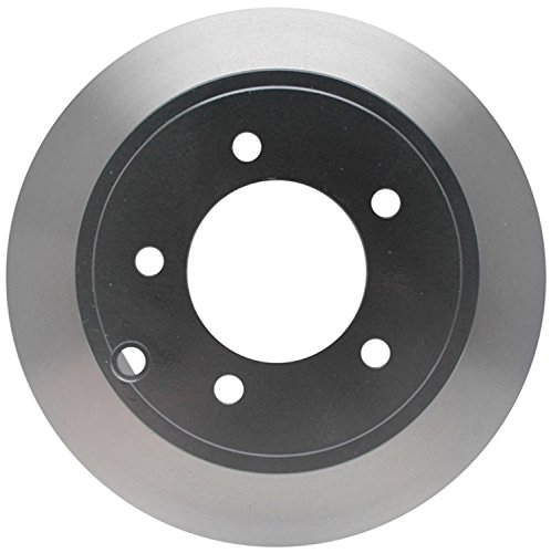 ACDelco 18A2418 Professional Rear Drum In-Hat Disc Brake Rotor
