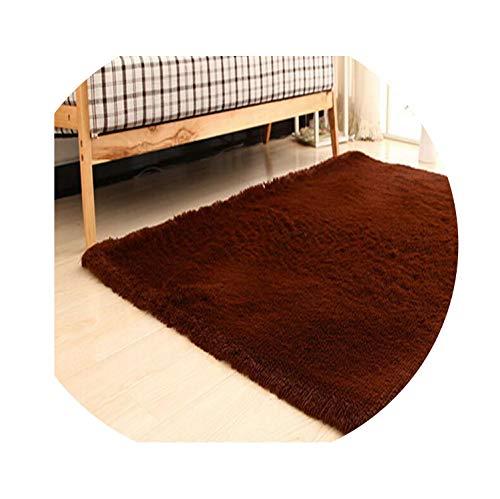 Living Room/Bedroom Rug Anti Skid Soft 150cm 200cm Carpet Modern Carpet mat Purple White Pink Gray 11 Color,Red Wine,1400mmx1800mm