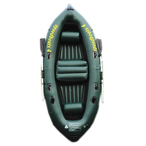LLSZ Inflatable Sport Kayak Fishing Package,4 People