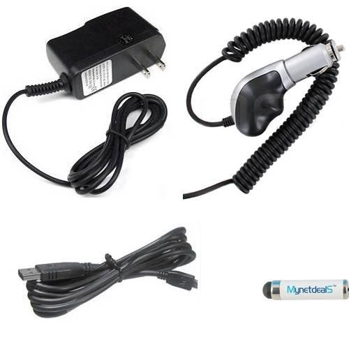 3 - in - 1 Micro USBチャージャーのNokia 5、6、3,105 (2017 )、130 (2017 )、3310 3 G、3310、150 – Heavy Duty車ホーム旅行充電器+ AC充電器+ USB充電ケーブル B0771BGRP1