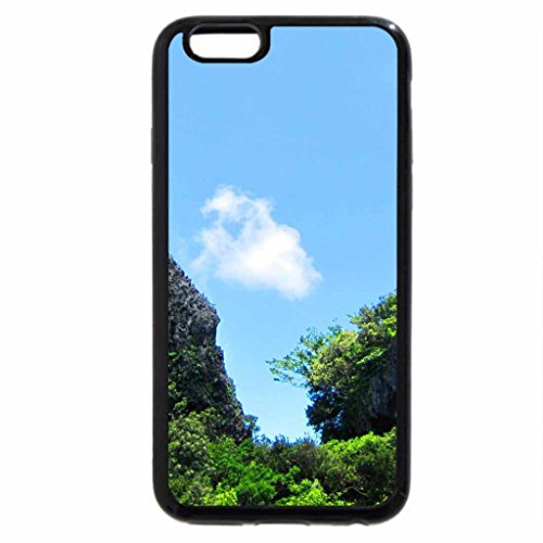 iPhone 6S / iPhone 6 Case (Black) Lush green