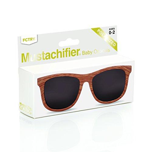 Baby Opticals Wood Finish Sunglasses