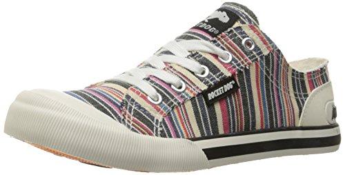 Rocket Dog Womens Jazzin Roads Cotton Fashion Sneaker