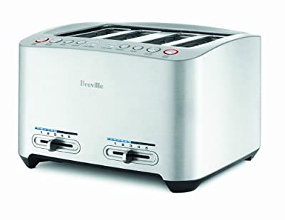 Breville Die-Cast Smart Toaster by Breville Kitchenware