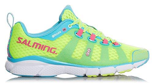 Green Women's Shoes Salming Running Running Shoes Running Salming Women's Women's Green Green Salming Shoes Salming 6dq7OwC