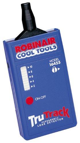 Detector Nitrogen Leak (Robinair 16455 TruTrack Ultrasonic Leak Detector)