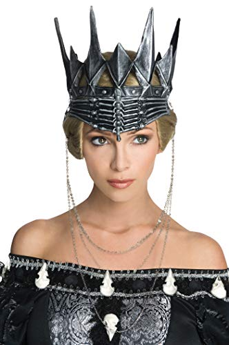 Snow White and The Huntsman Queen Ravenna's Crown, Metal, One Size (Snow White And The Huntsman Witch Costume)