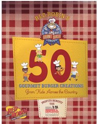 Red Robins 50 Gourmet Burger Creations