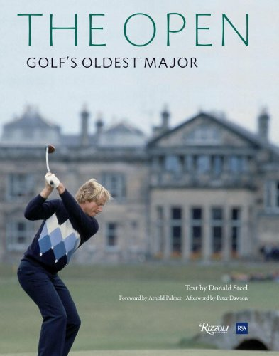 The Open: Golf's Oldest Major (British Open Golf)