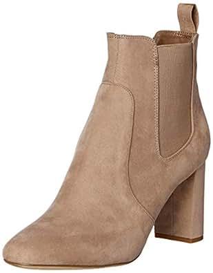 Novo Women's Koko Boots, Taupe, 10 AU