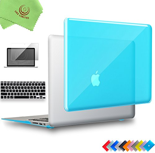 UESWILL Glossy Crystal Clear MacBook product image
