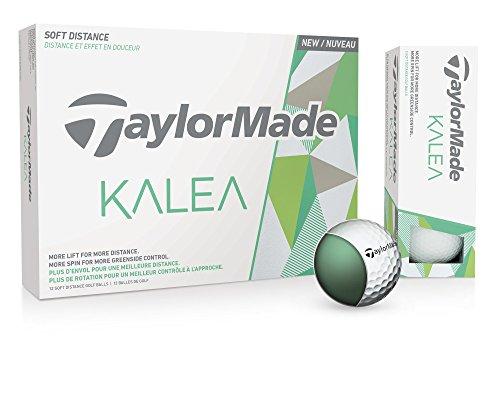 TaylorMade Ladies Kalea Golf Balls *1-Dozen* White