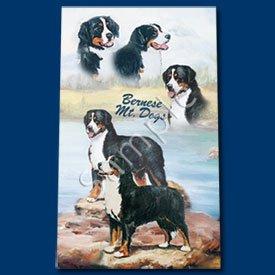 Bernese Mountain Dog Roller Ball Pen Designer Ruth Maystead